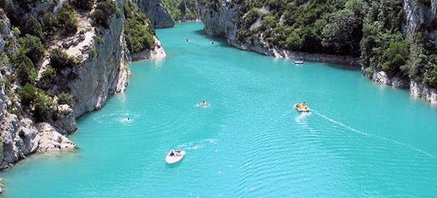 visiter la provence Gorges du Verdon